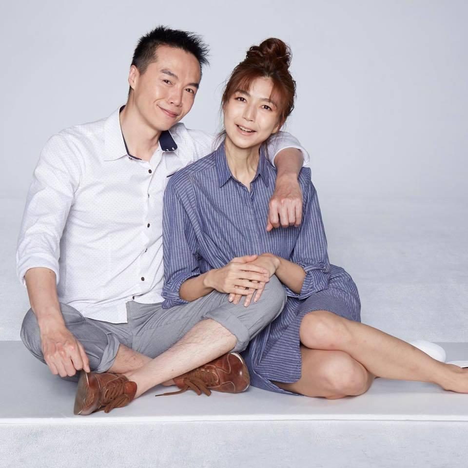 吳鈴山雖是大反派,但很愛家與老婆。圖/摘自臉書
