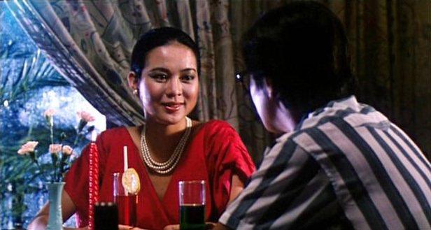 鄭文雅在「全家福」扮演年輕媽媽。圖/摘自HKMDB