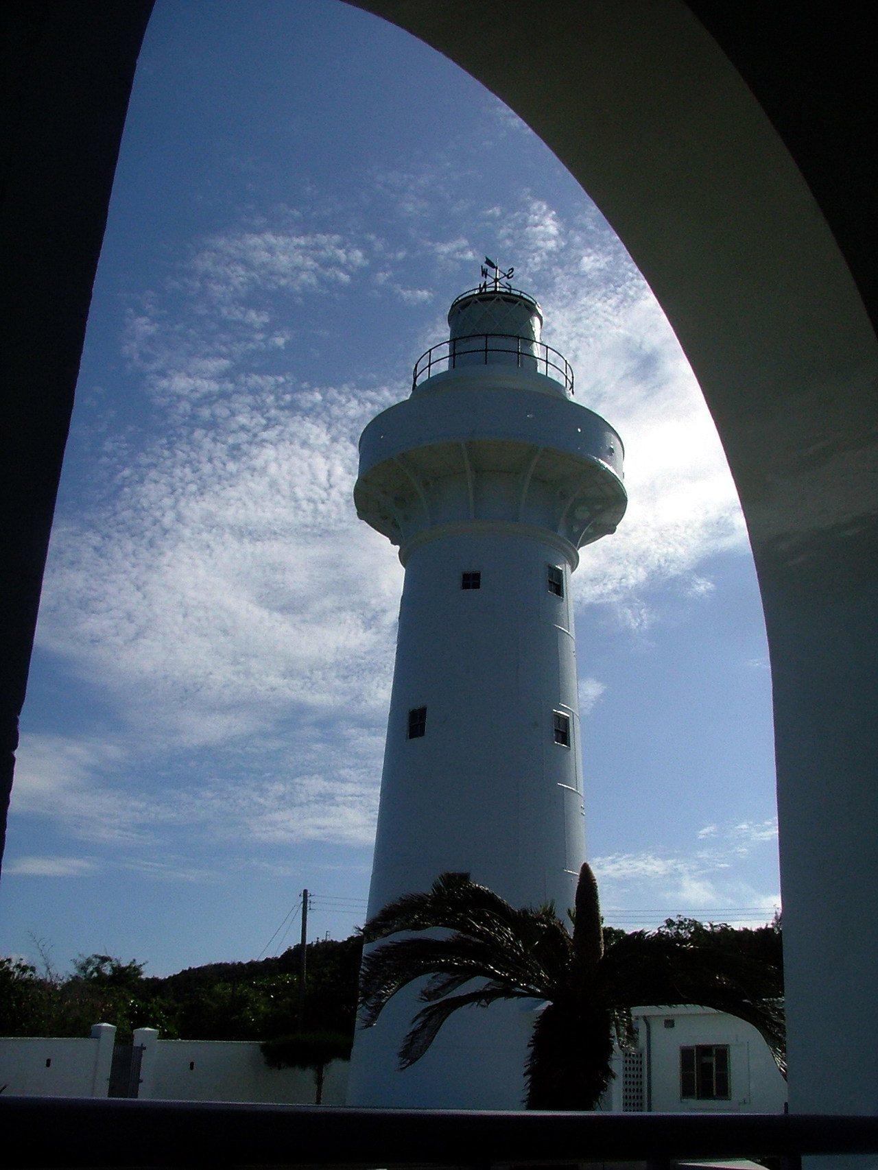 鵝鑾鼻燈塔是僅次貓頭鼻公園的人氣景點。 圖/報系資料照