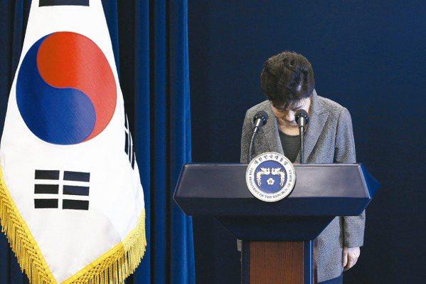 朴槿惠下台 南韓經濟動盪