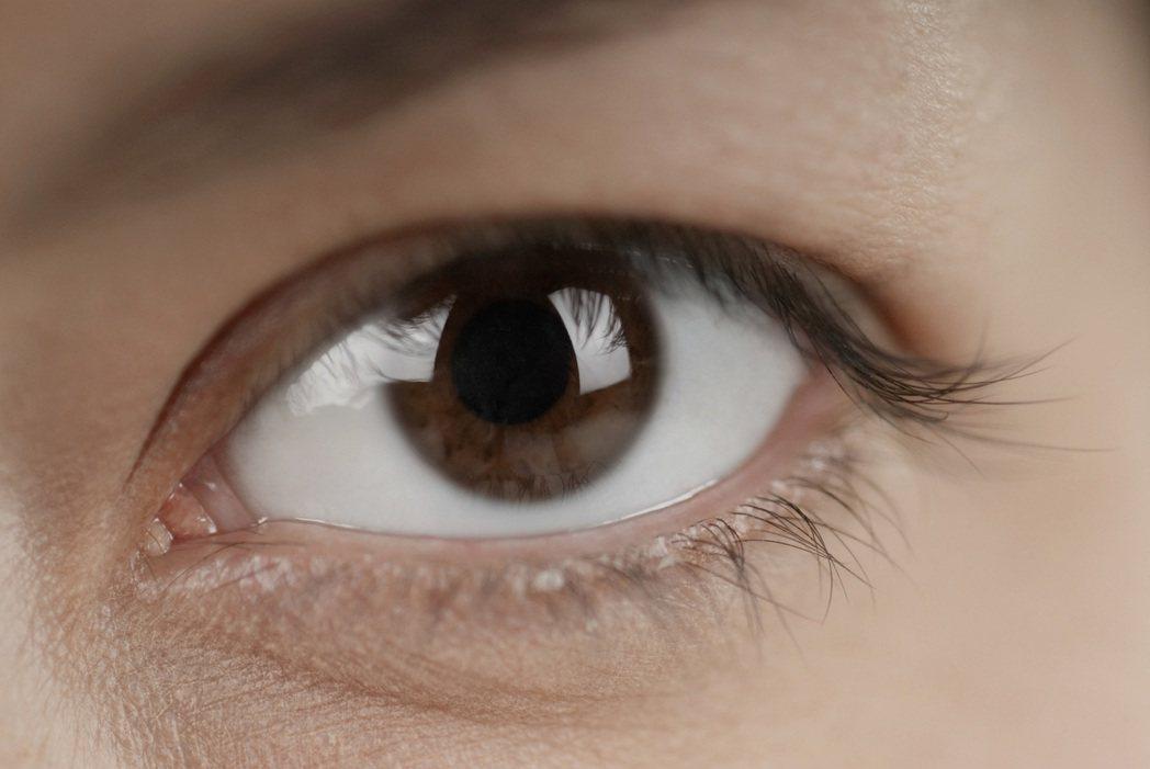 示意圖。眼科醫師表示,青光眼造成的視力缺損通常都從周邊視野開始,不易察覺,強調視...
