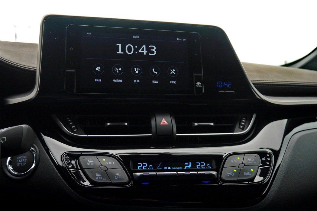 Drive+ 隨行駕駛系統。 記者陳威任/攝影