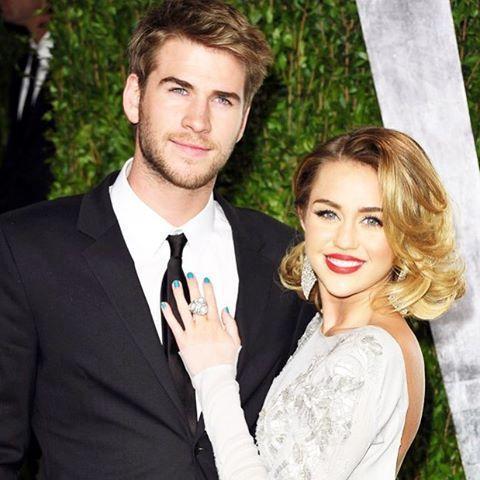 麥莉與連恩漢斯沃曾經分合,目前婚事進度受到關注。圖/摘自Instagram