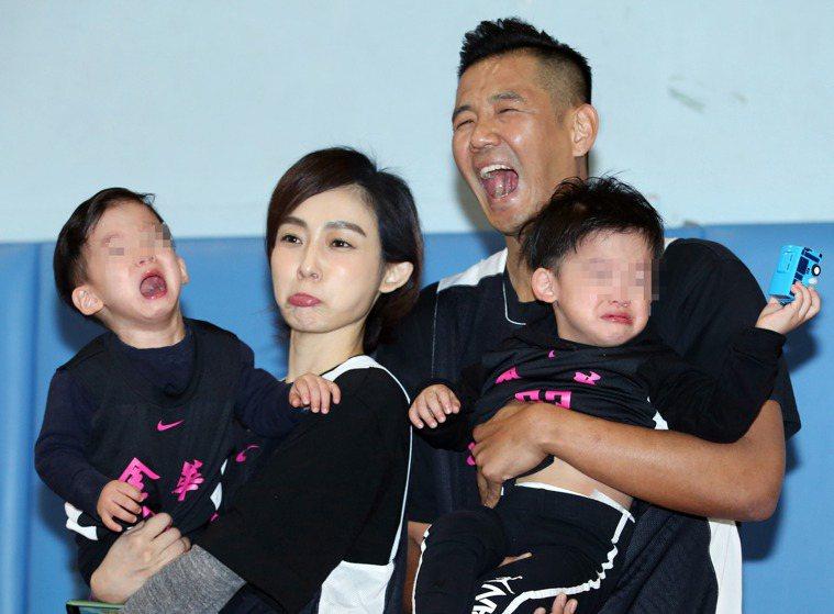 藝人陳建州跟太太范瑋琪因人工受孕,順利一圓當父母的夢想。 圖/本報資料照片
