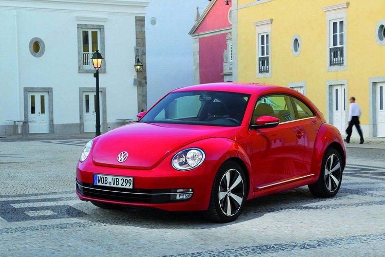Beetle是車界的時尚經典代表。 圖/台灣福斯提供