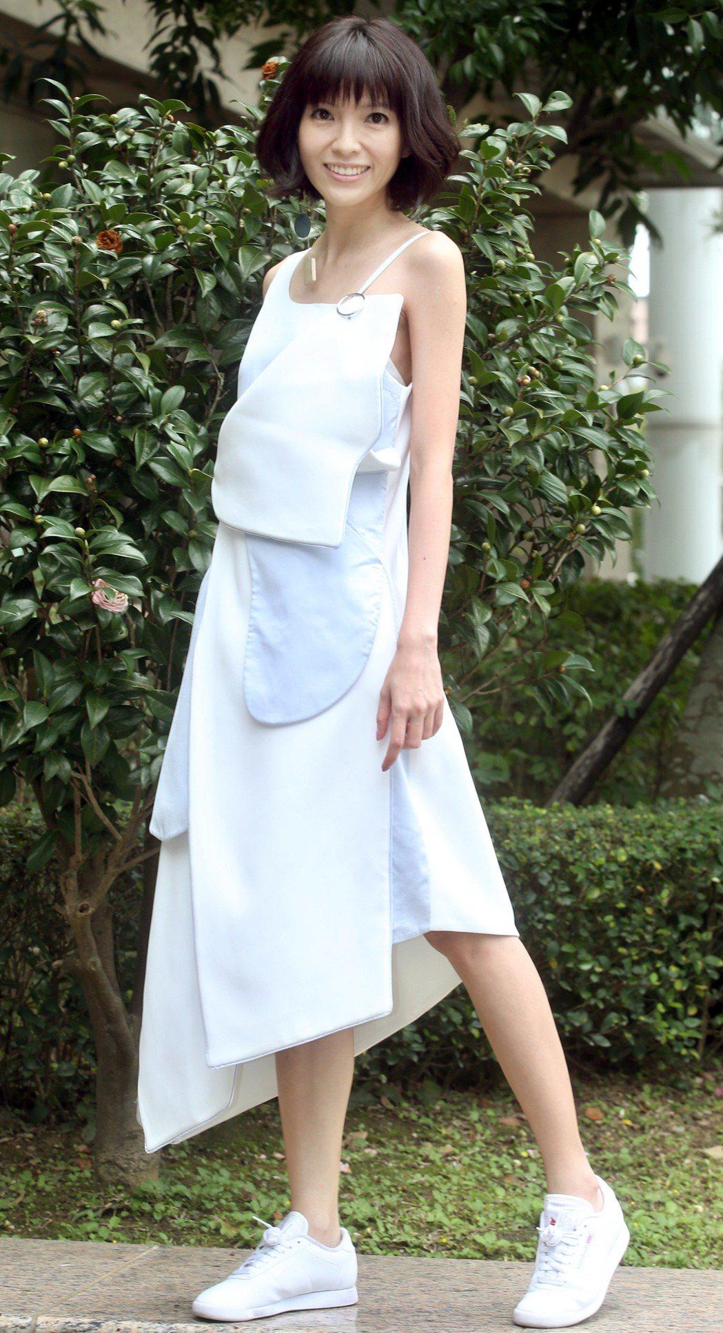 郭美美專訪談及近6年甘苦。記者屠惠剛/攝影