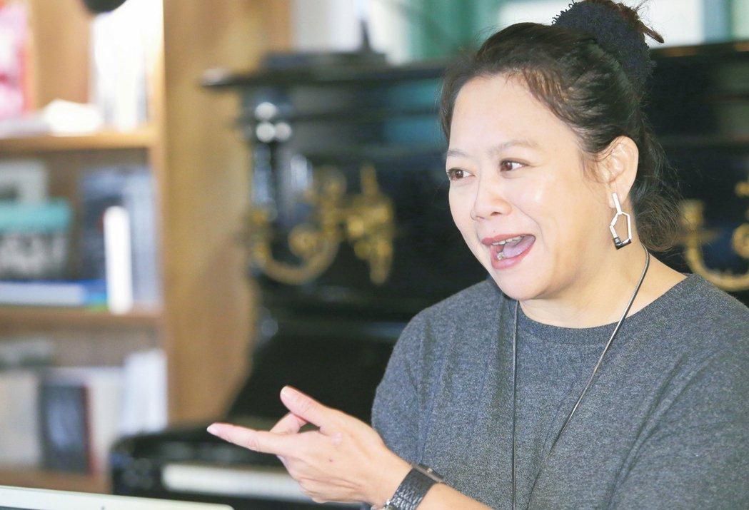 結果娛樂營運長蔡妃喬 圖/陳正興、好風光、結果娛樂
