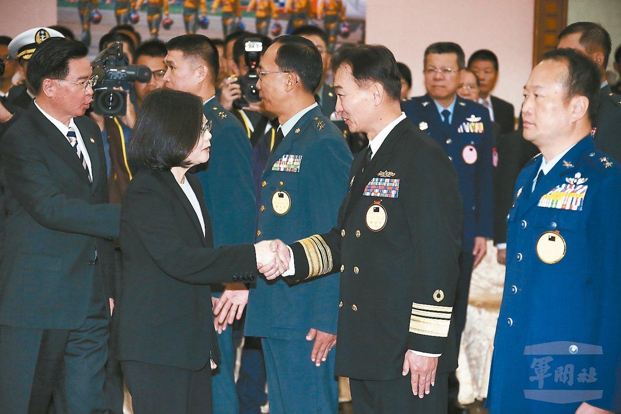 新任陸軍航特部政戰主任,將由現任上校中挑選,各方人馬搶破頭。本圖為去年12月底,...
