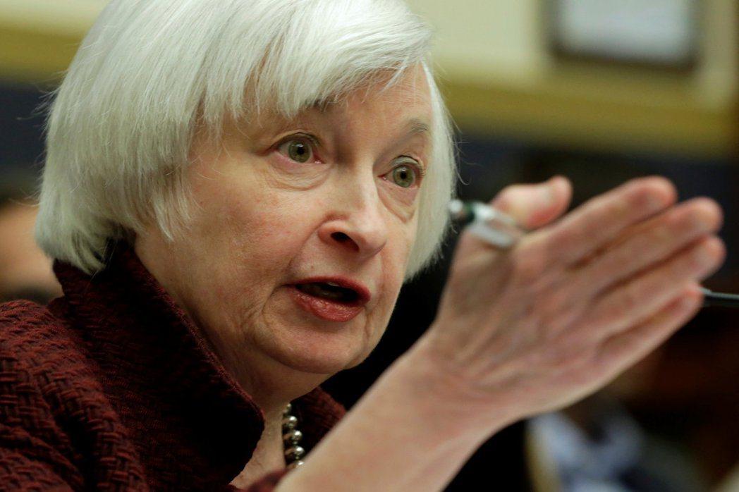 市場高度預期美國聯準會將本周四凌晨宣布升息,圖為Fed主席葉倫。 路透