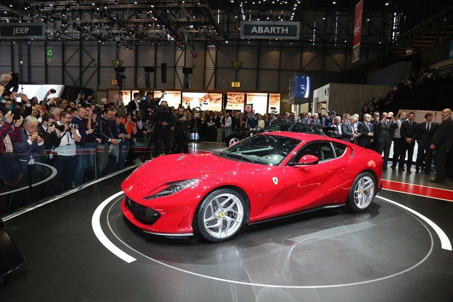 Ferrari提供