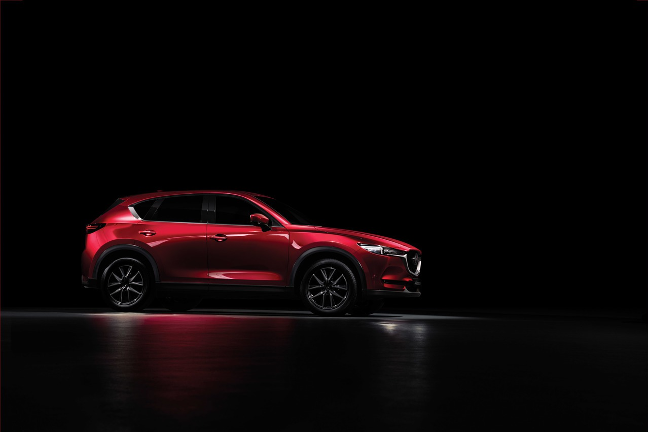 Mazda 追加 CX-5 汽油旗艦車型 預接單價 120 萬