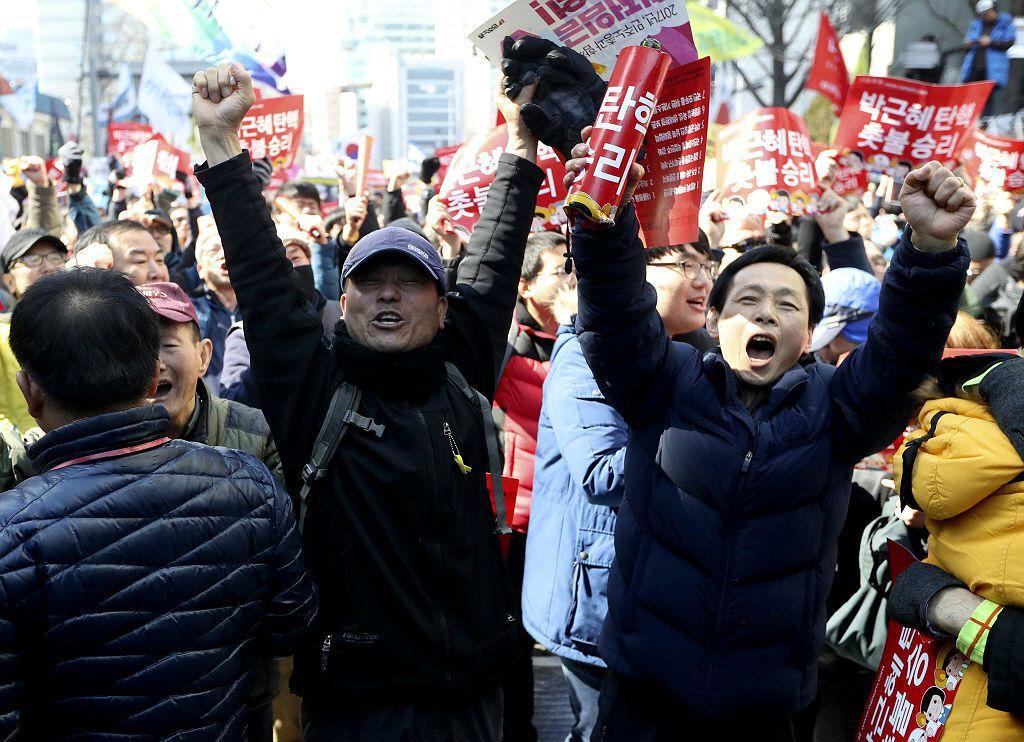 沒有人民支持的總統,還是總統嗎?韓國憲法法庭的宣判文已經給了我們最好的答案了。 ...
