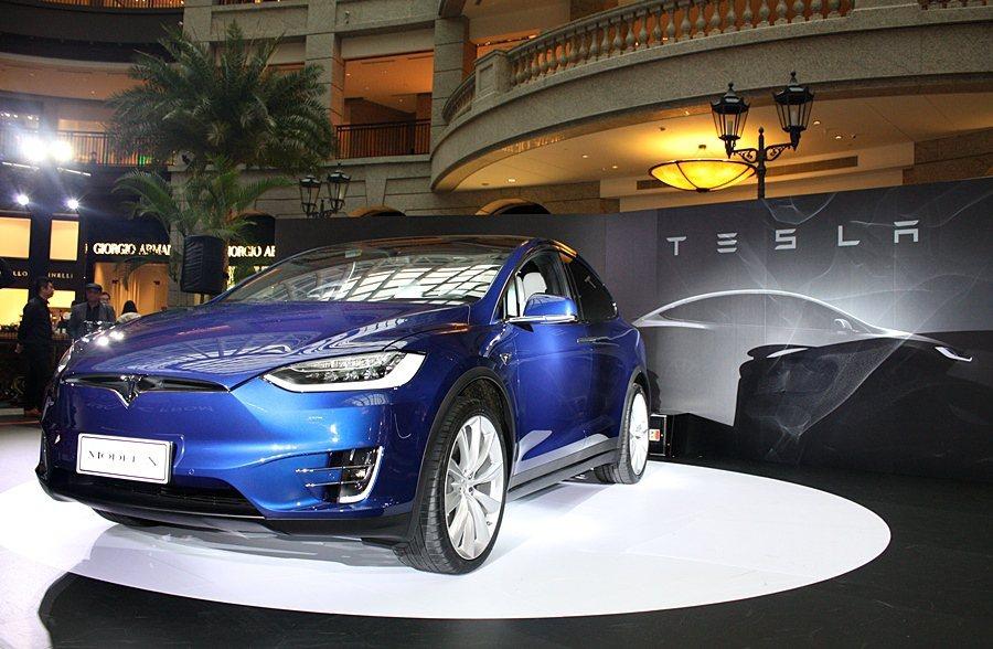 Tesla在國內正式發表SUV車型Model X。 Tesla提供