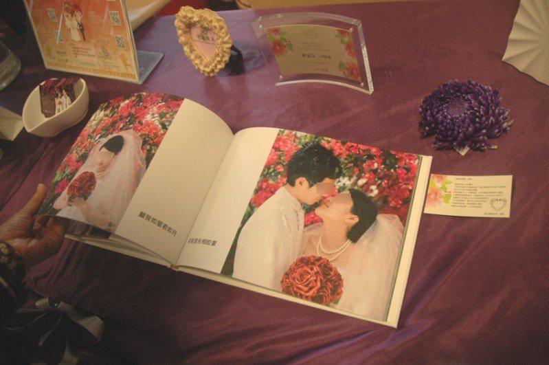 宴客時一定會出現的婚紗相本 圖片來源/聯合報系