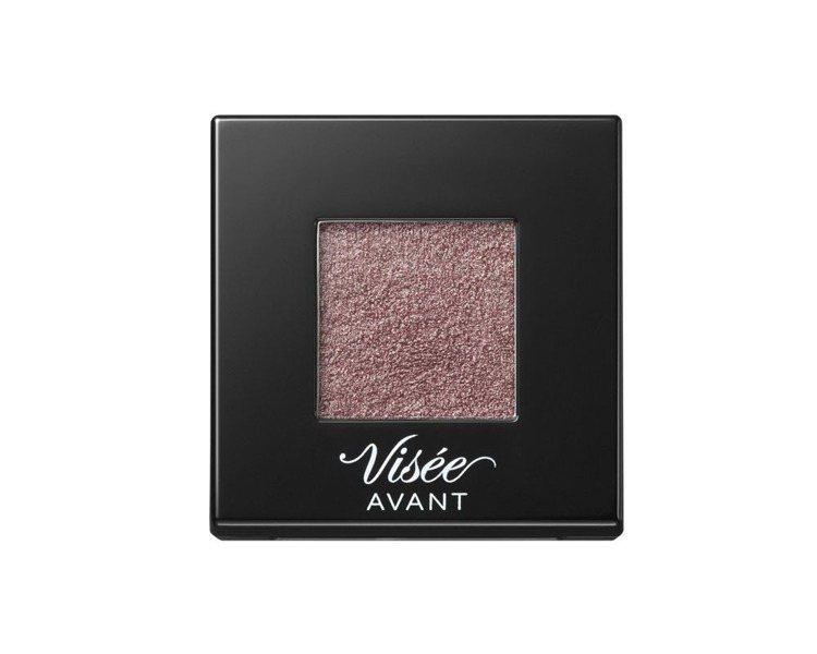 Visee AVANT隨心玩美眼影#018皮革玫瑰棕是日本最暢銷色號。圖/Vis...