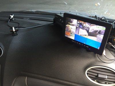 路考車輛一定要加裝行車紀錄器,並全程錄音,避免事後爭議。 記者余采瀅/攝影