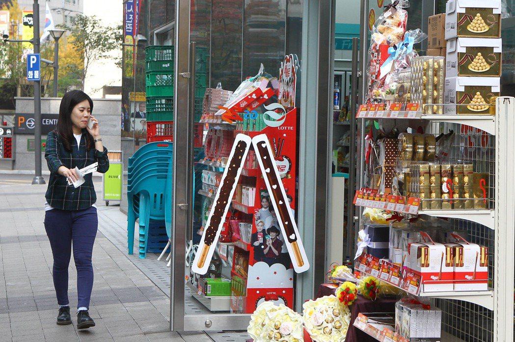 11月11日也是韓國Pepero日,這天韓國的單身男女會互送Pepero巧克力棒...
