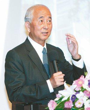 第一銀行董事長蔡慶年。 本報系資料庫