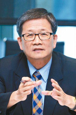 華銀董事長吳當傑。 本報系資料庫