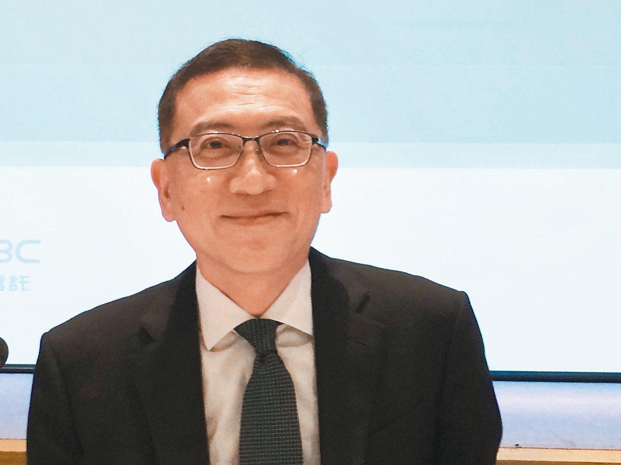 中信金總經理吳一揆。 圖/經濟日報提供