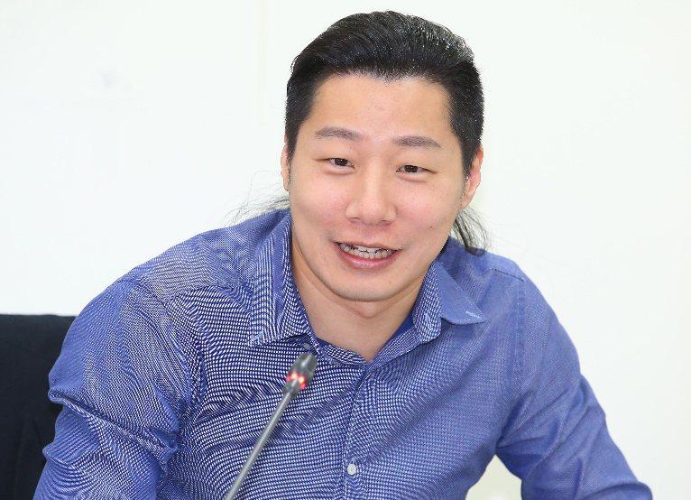 立法委員林昶佐因焦慮症嚴重,被判免兵役。 圖/聯合報系資料照片