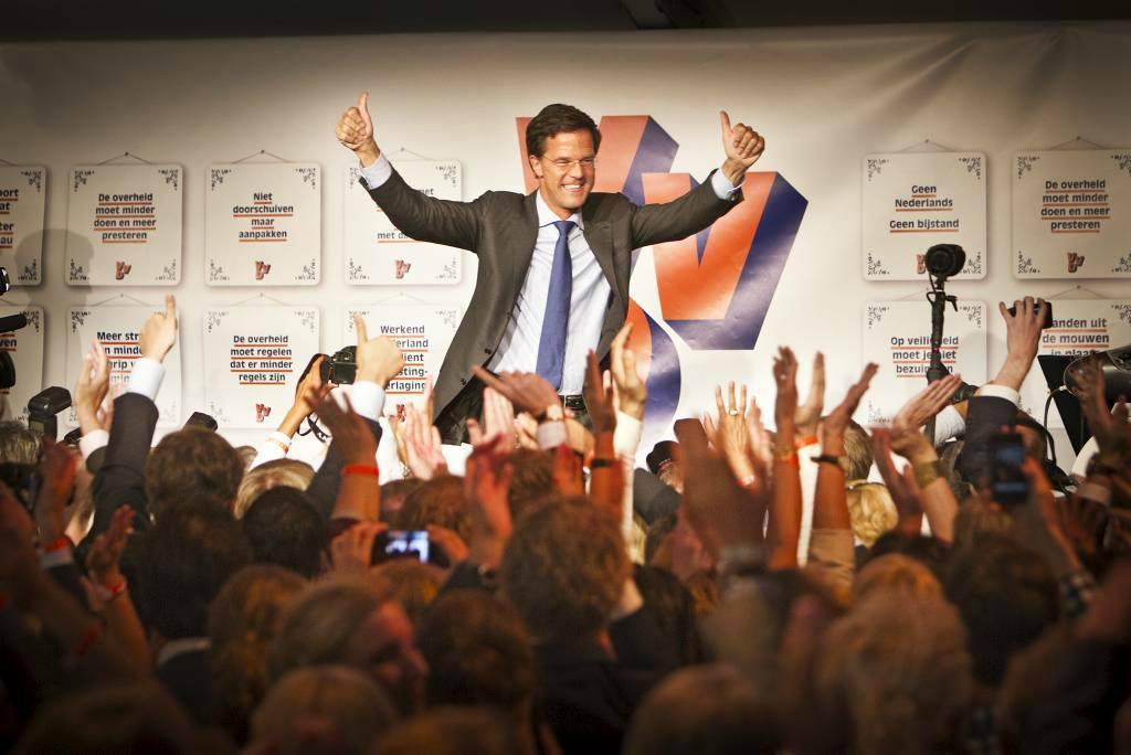 隨著全球政治情勢逐漸極端化,目前與工黨一起執政的自由民主人民黨(VVD),其支持...