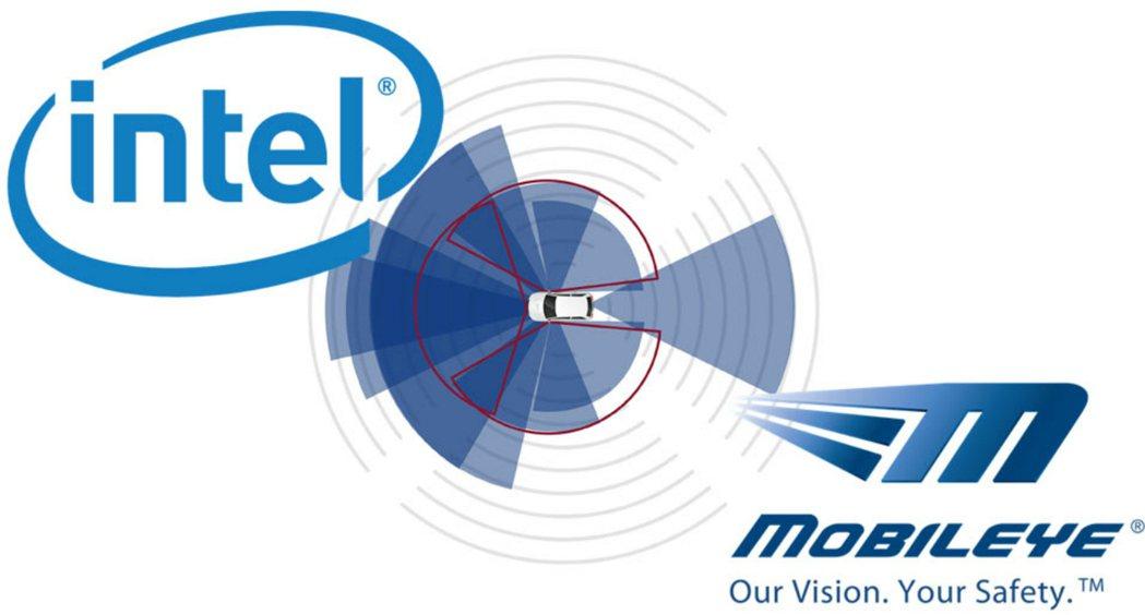 全球半導體大廠 Intel 英特爾宣布以 15.3 億美元(約台幣 474 億)收購自動駕駛技術公司 Mobileye! 摘自 Carscoops
