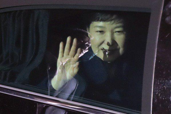 朴槿惠被控貪汙 檢方擬本周傳喚