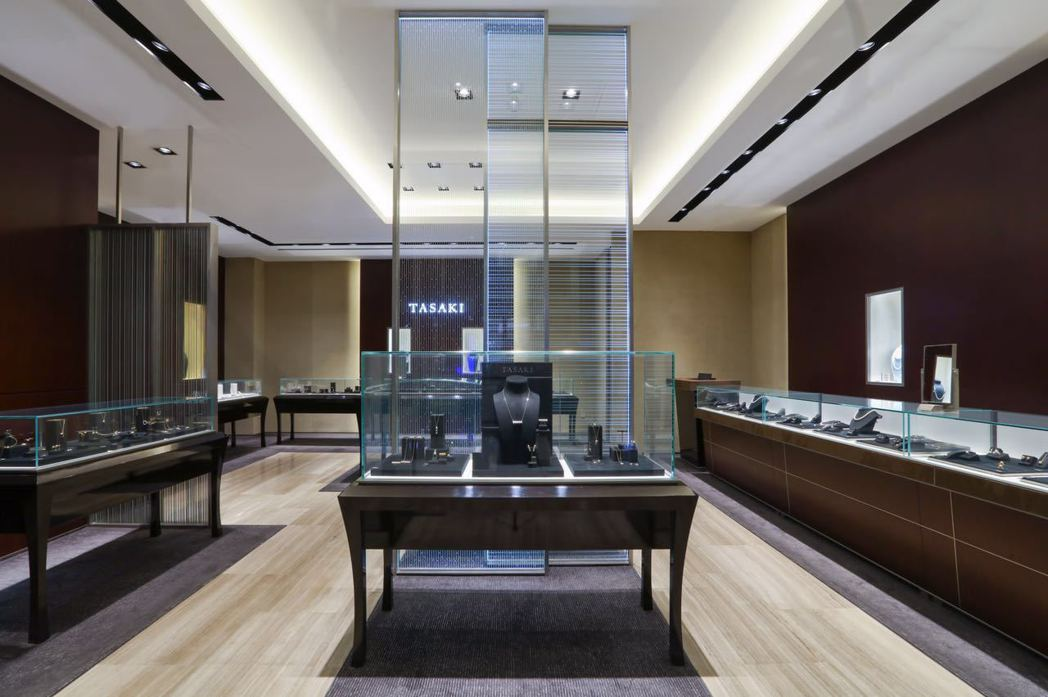 TASAKI成都國金精品店全新開幕。圖╱TASAKI提供