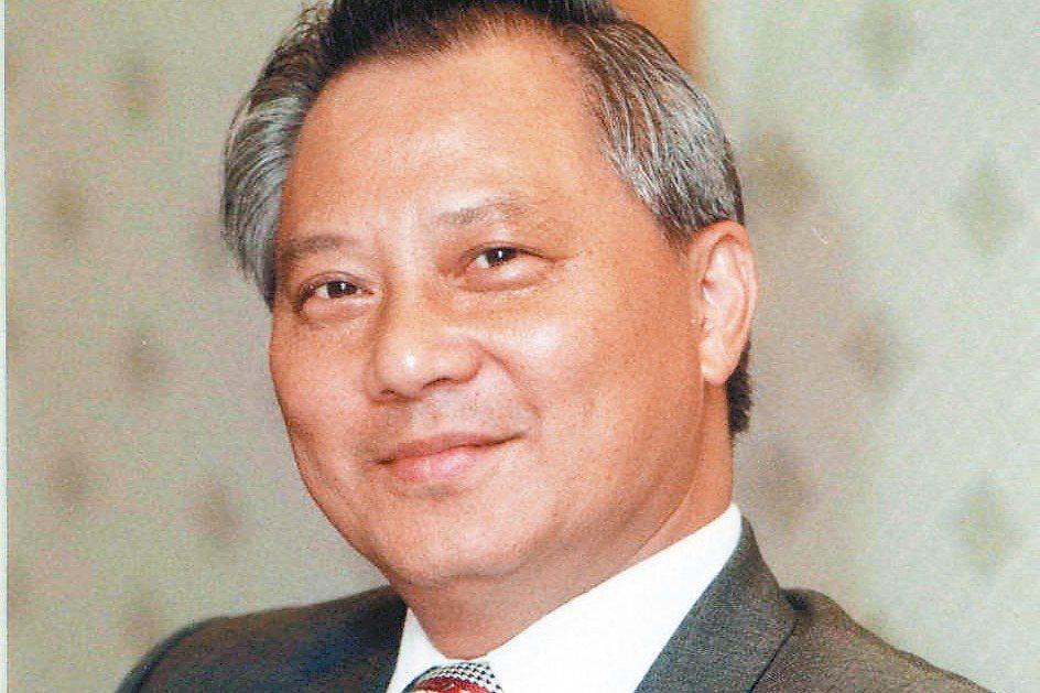 榮剛董事長陳興時。 報系資料庫