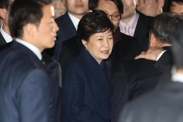 朴槿惠涉13項指控 韓檢方21日傳喚