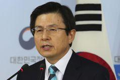 韓代總統黃教安 宣布不參加總統大選