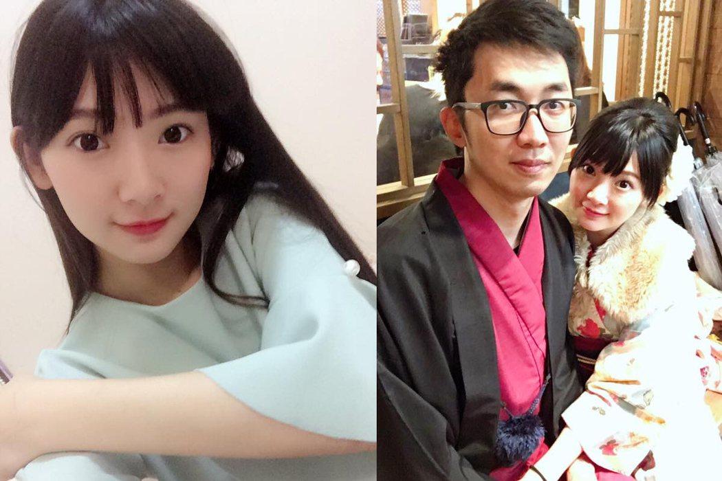圖/擷優格姐姐-林姵君、Xargon臉書
