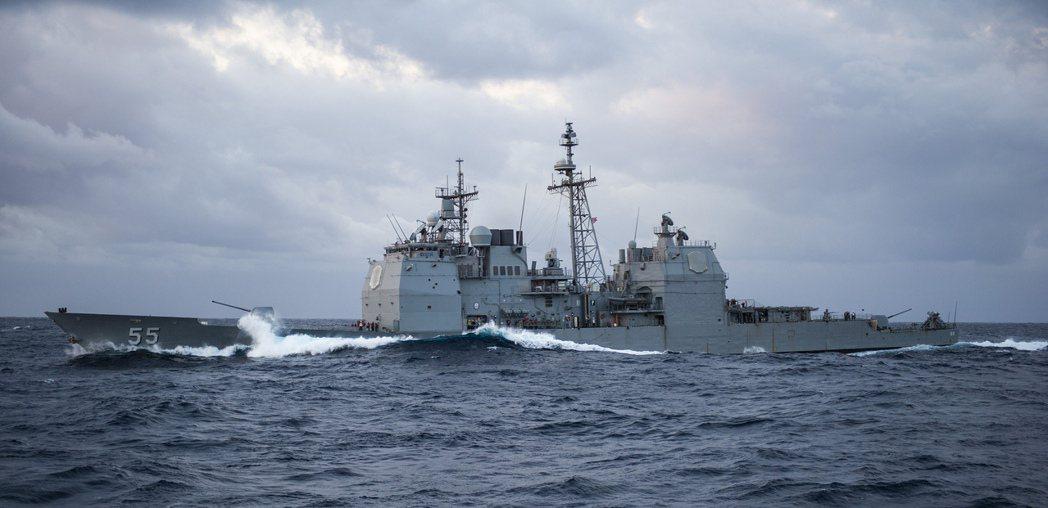 「重返制海」戰略要求美軍必須具備無論在何時、何地,只要任務有需要,就必須能夠建立...