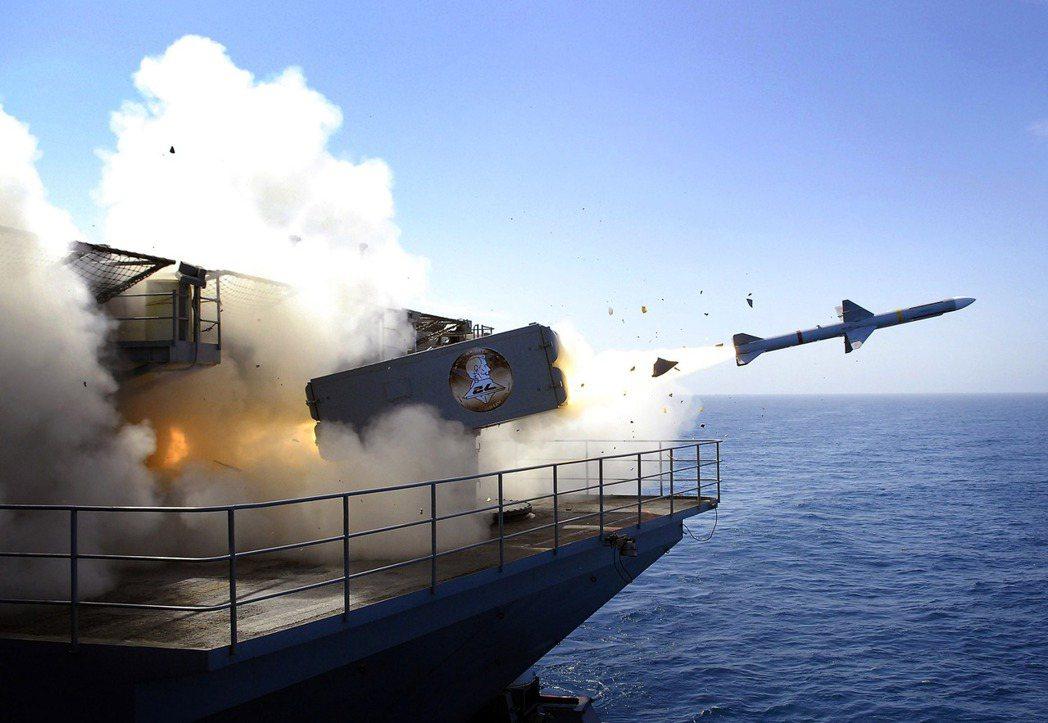 軍事上,在敵人也擁有強大海上武力的情況下,海軍航空兵力向陸地投射武力的效用,將因...