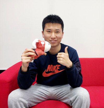 製作人陳炳志。 圖/網石棒辣椒提供