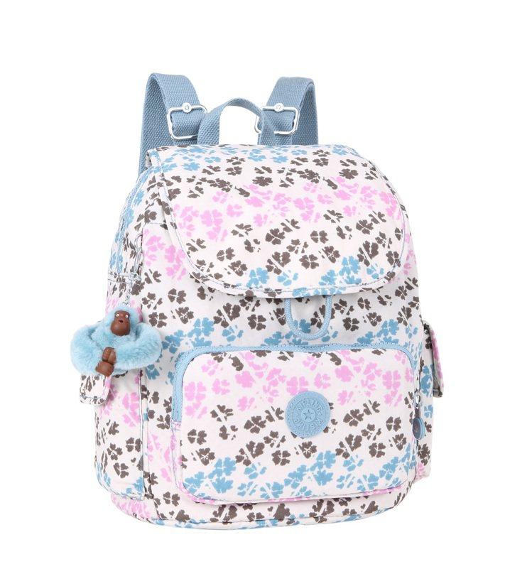 Kipling亞洲限定背包款,售價5,450元。圖/Kipling提供