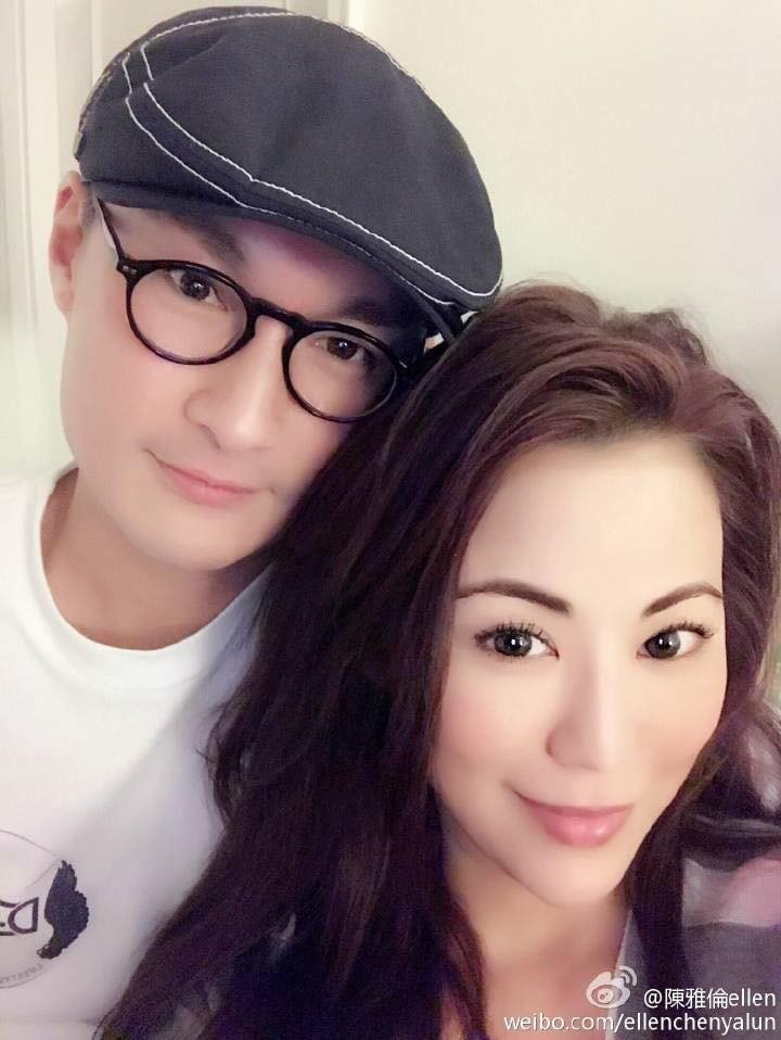 陳雅倫和前男友分手撕破臉。圖/摘自微博