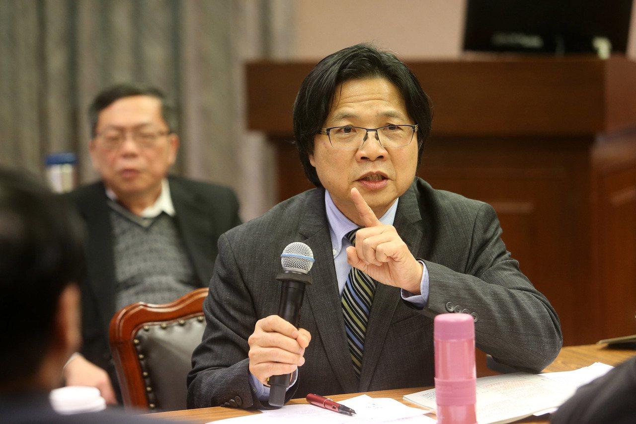 內政部長葉俊榮。 圖/中央社