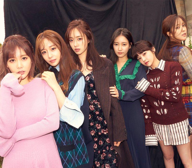 女團T-ara的合約將於5月到期。 圖/擷自mbk官網