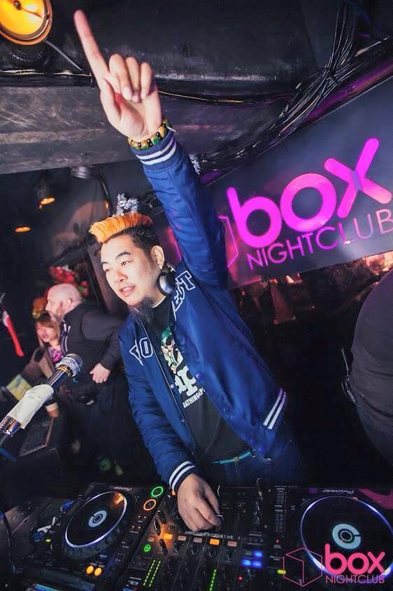 羅百吉現在當起DJ。 圖/擷自羅百吉臉書