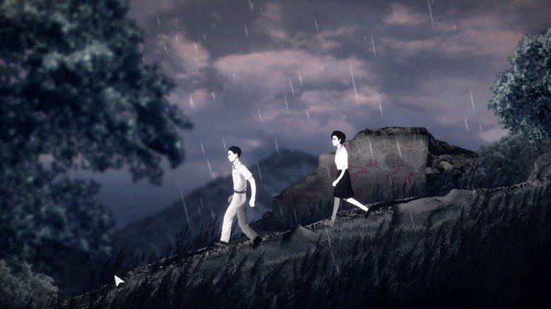 圖為國產熱門遊戲《返校》。 圖/取自Steam