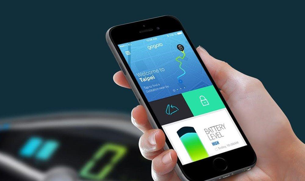 Gogoro推出搭載最新功能的「 iQ System® 智慧系統 3.1 」。 Gogoro提供