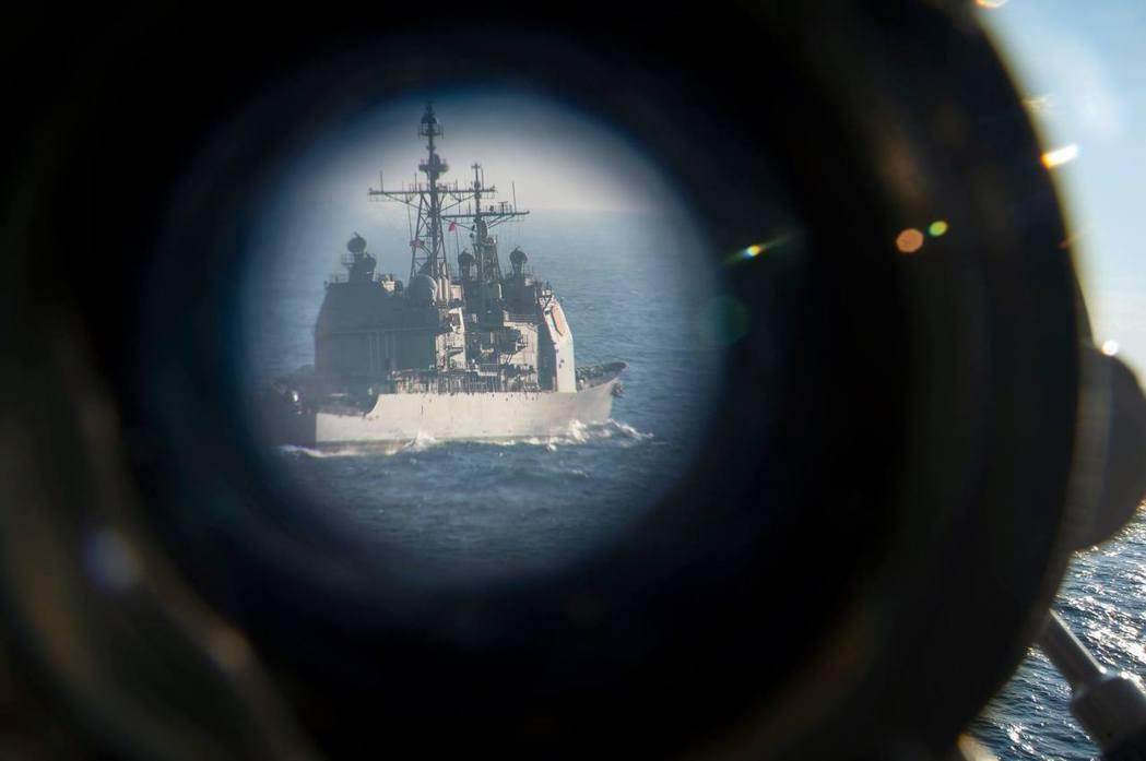 美國重返制海:川普能重現雷根的榮耀嗎?