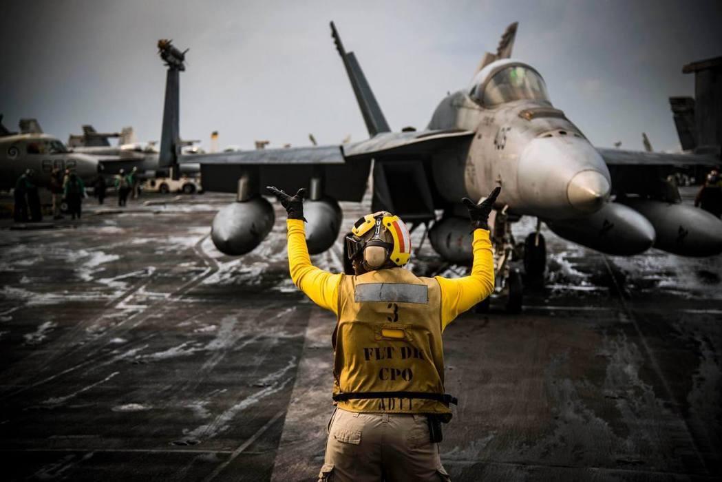 透過戰機指揮,美軍海基巡弋飛彈的攻擊也更加隱密。 圖/<a href=