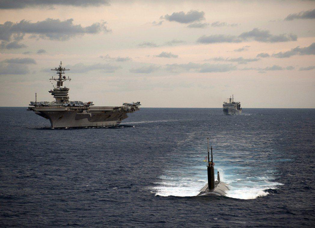 並非歷史上每次海軍競爭最後都走上霸權戰爭一途;這不僅仰賴政治家的智慧與手腕,同時...