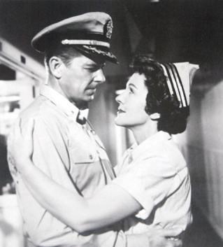 雷根總統與夫人南西在1957年的戰爭電影《海軍的地獄貓》中共同出演,這也是兩人唯...
