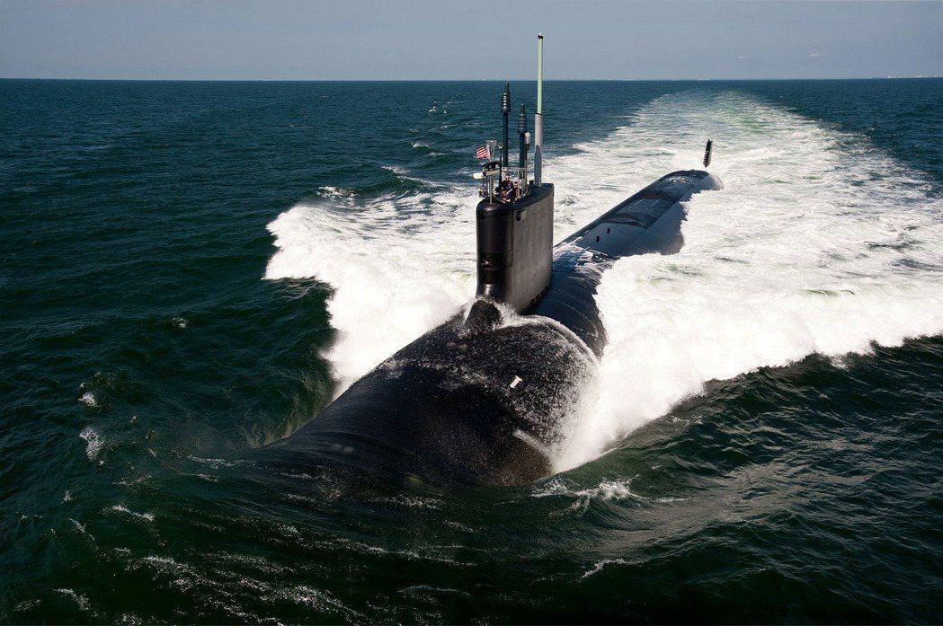 潛艦是破壞水面艦隊建立制海的最大威脅,反潛也是分散殺傷的重點之一。 圖/<a h...