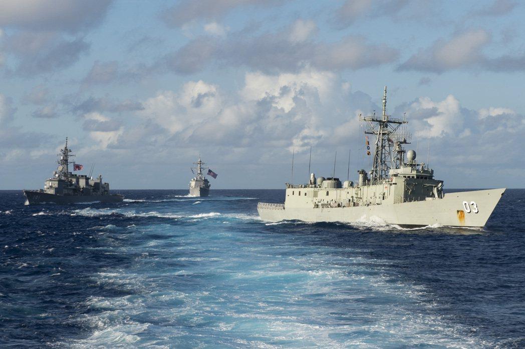 美國必須證明,其在西太平洋的海空武力在必要時,能輕易突破中國的軍事化部署,但同時...