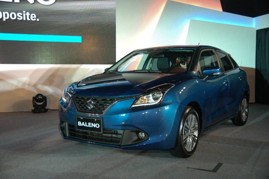 Suzuki Baleno全車尺碼為 3995mm x 1745mm x 1470mm,軸距為 2520 mm。 記者林鼎智/攝影